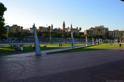 Plaça de l'Ictineo, Barcelona