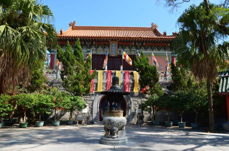 029 Hongkong Po Lin Monastery 1