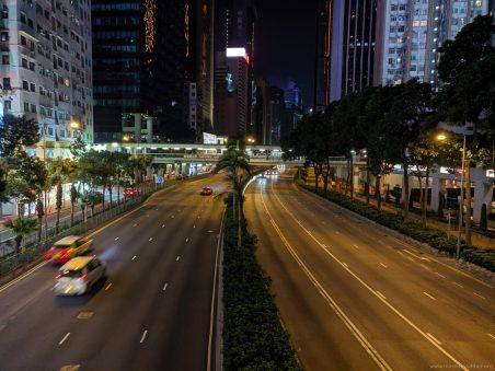 084 Hongkong Causeway Bay Motorway 1