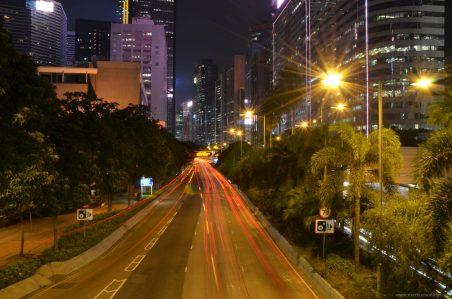 085 Hongkong Causeway Bay Motorway 2