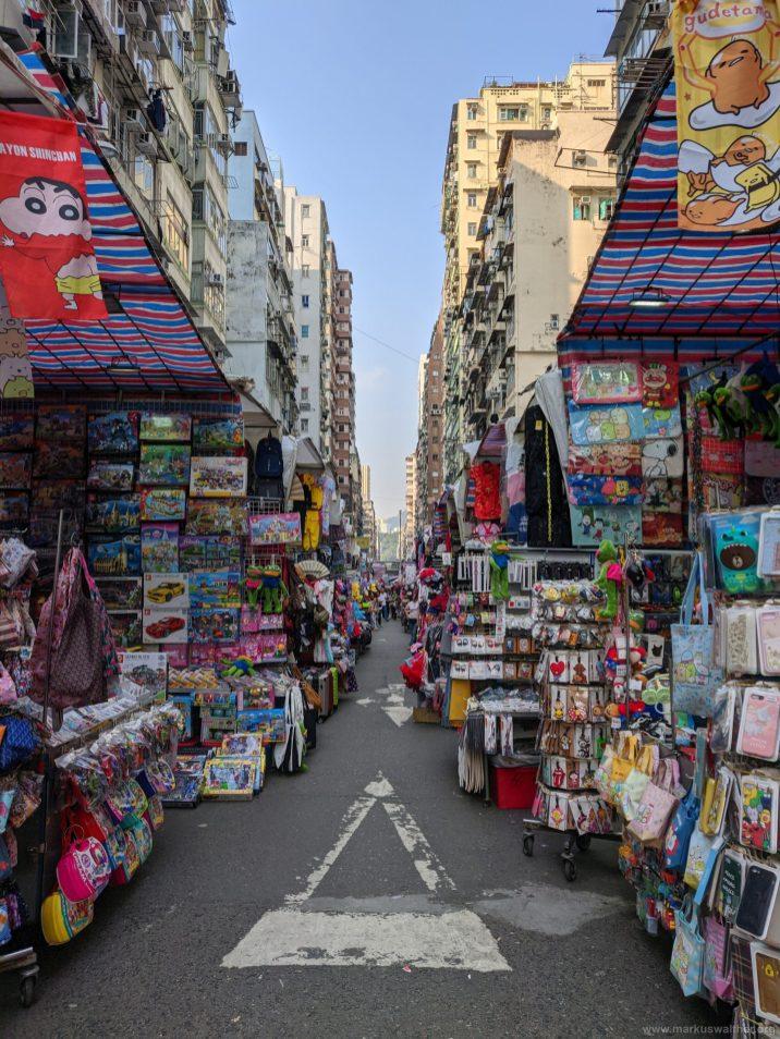 130 Hongkong Mongkok Market 5