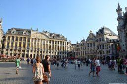 Blick über den Grand Place Brüssel