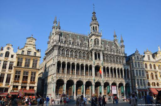 Hôtel de Ville / Stadhuis Bruxelles