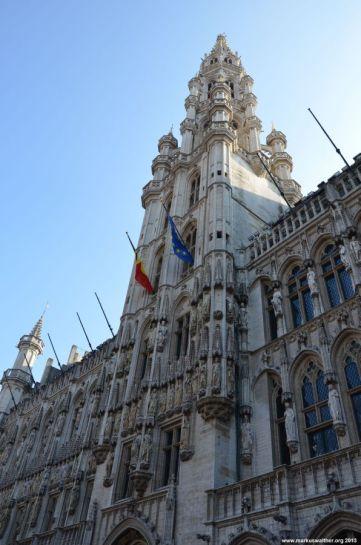 Tour de Hôtel de Ville / Stadhuis Bruxelles