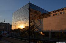 Mont des Arts Brüssel