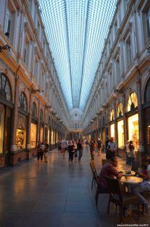 Markthalle in Brüssel