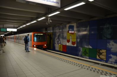 Metro Brüssel