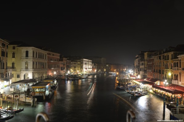 Canal Grande von Ponte dell'Accademia