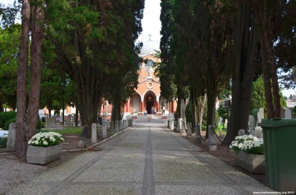 Gräber auf San Michele
