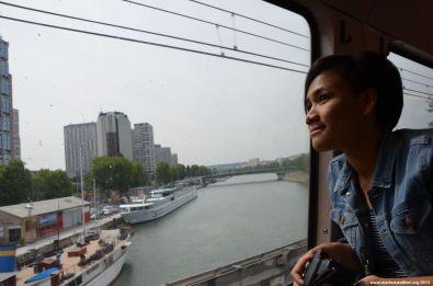 Auf dem Weg nach Versailles