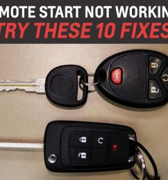 remote start not working 10 things to check [ 1000 x 837 Pixel ]