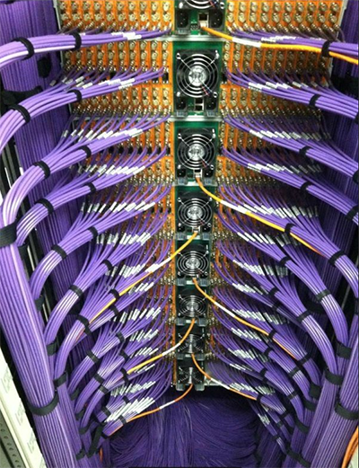 Network Cabling Images Mark Welchs Perspective