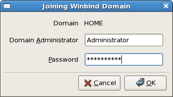 wbinfo error looking up domain users