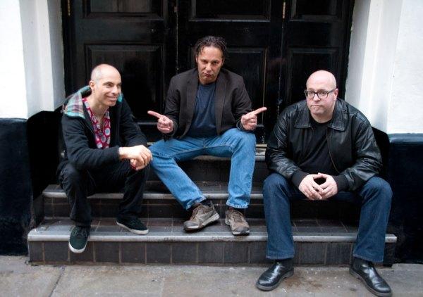 Asaf Sirkis, Mark Wingfield and Yaron Stavi