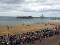 London to Brighton Bike Ride - 20095