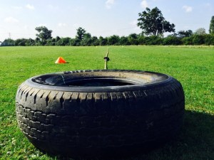 Field Tyre Training