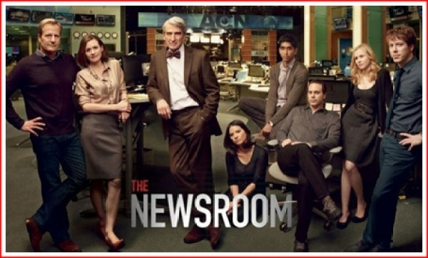 The Newsroom, excellente série d'Aaron Sorkin