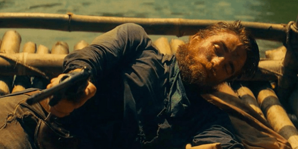 Henry Costin (Robert Pattinson) dans The Lost City of Z
