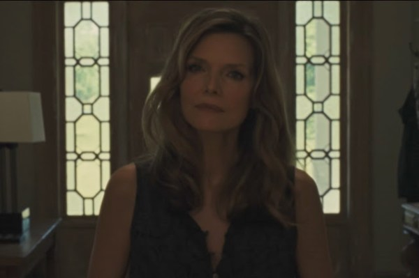 Michelle Pfeiffer dans Mother!