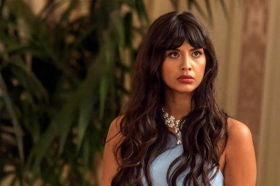 Tahani Al-Jamil (Jameela Jamil) dans The Good Place