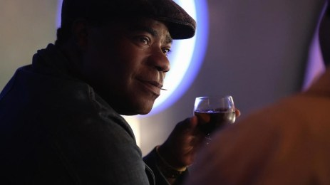 Tracy Morgan dans The Comedian quatrième dimension twilight zone