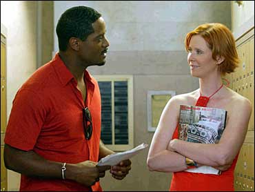 Robert (Blair Underwood) dans Sex and the City