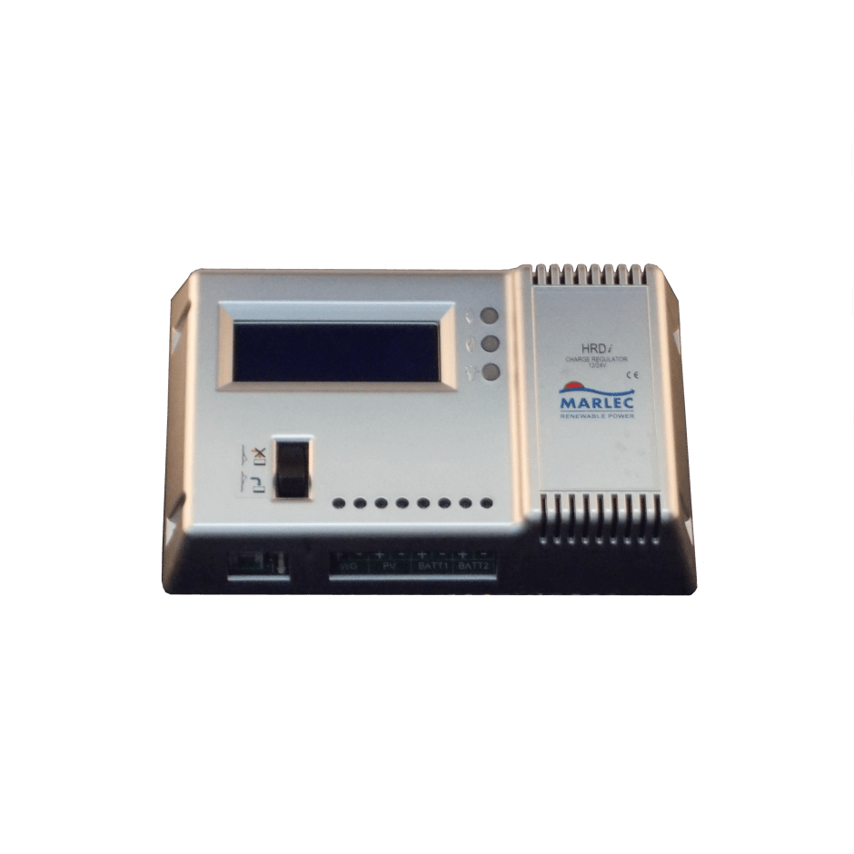 hight resolution of hrdi charge controller
