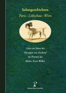 """Für den Katalog zur Sonderausstellung """"Salongeschichten"""" wurde eine Abbildung von Emilie von Binzer gesucht."""