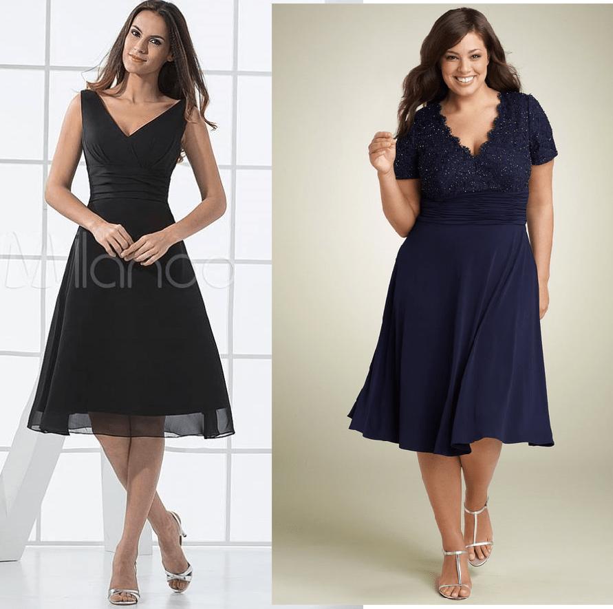 93c9fb8c4 Um vestido clássico que veste bem magrinhas e cheinhas. Segue esquema de  modelagem do 36