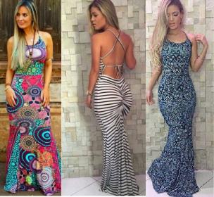 Este vestido é ideal para mulheres com corpo ampulheta, ou seja, que não possuam barriga ou quadril muito grande. Segue esquema de modelagem do PP ao EGG.