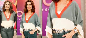 Esta é uma blusa ótima para aproveitar retalhos de tecido. Fiz a modelagem do PP ao EXGG.