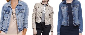 Uma Jaqueta jeans tradicional e clássica. Fiz a modelagem do 36 ao 56.