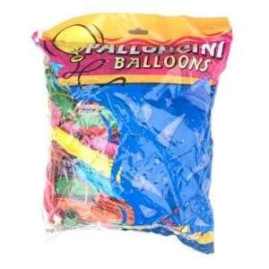 Ballon géant 80 cm en sachet de 12 pièces.