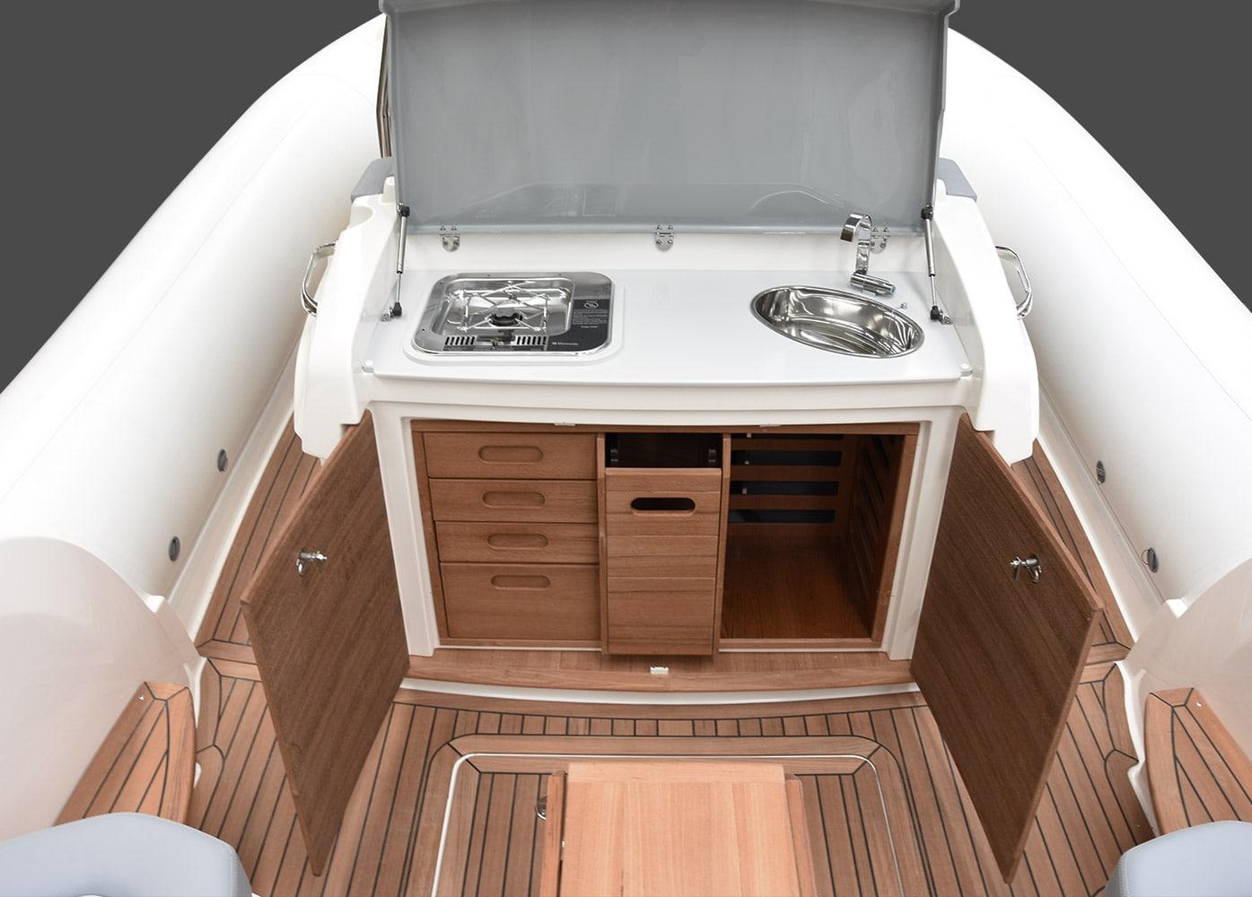 Modello Fuoribordo 372  Marlin Boat