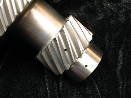 Marlin Crawler 470:1 XD Countershaft Oil Pump System