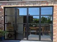 Steel Replacement Aluminium Doors York