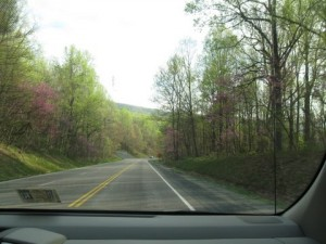 Blueridge Mtn drive