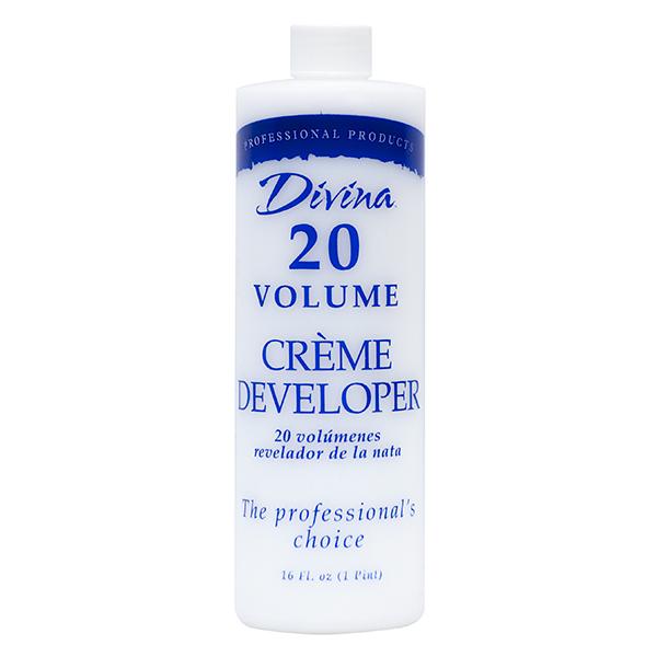 20 Volume Creme Developer 16 oz - 025-077012D12
