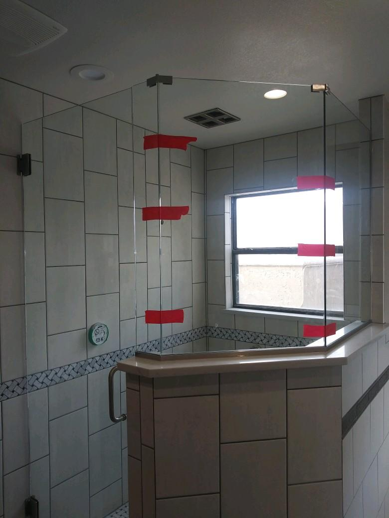 Glass Shower Doors In El Paso Marlo Building Services