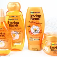Garnier Loving Blends Argan & Cameliaolie