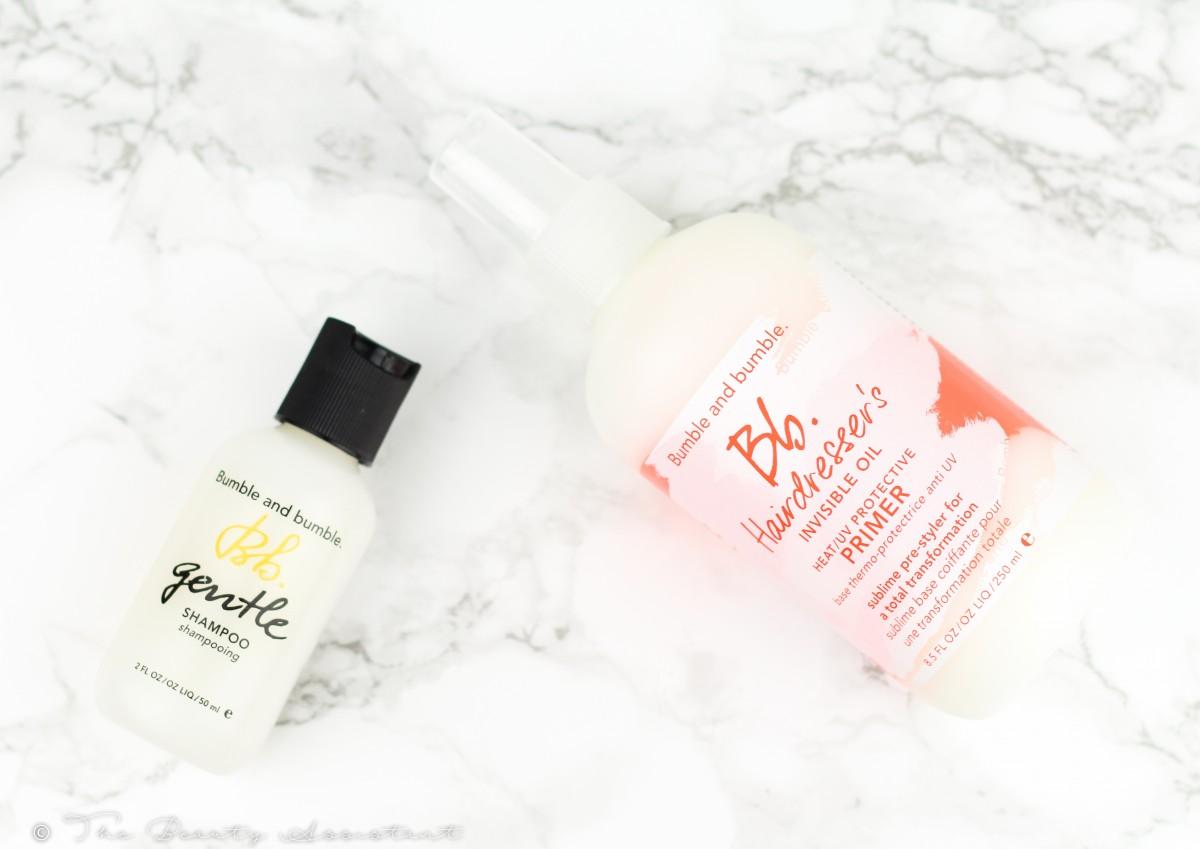 Bumble and Bumble Hair Primer & Shampoo