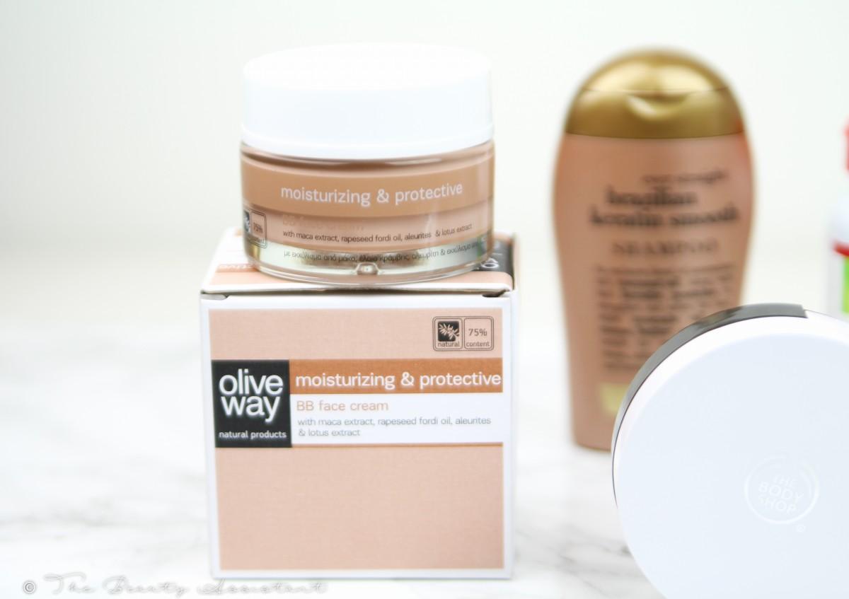 olive way bb cream