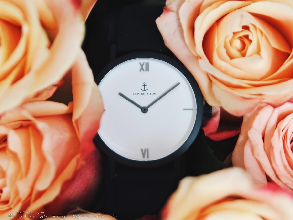 Horloge van Kapten & Son