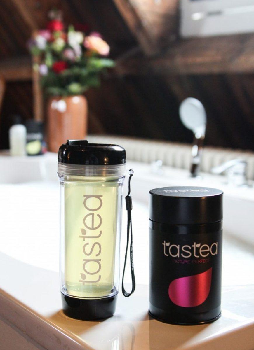 De lekkerste en 100% natuurlijke thee van Tastea