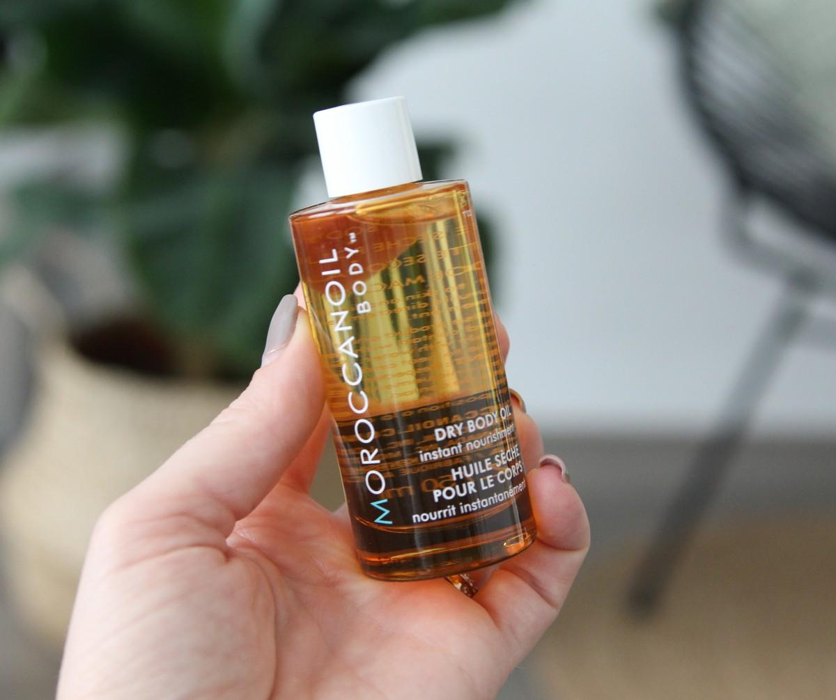 Moroccanoil Treatment & Moroccanoil Body Dry Body Oil