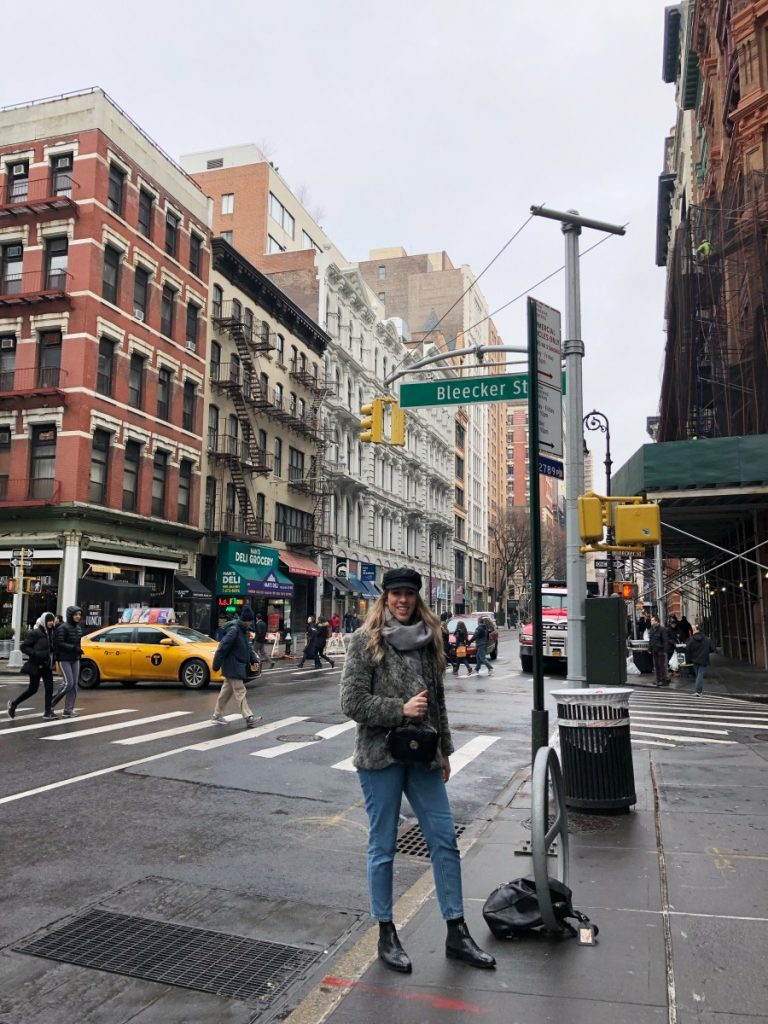 NEW YORK DIARY