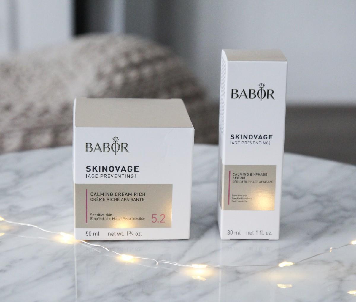 babor skinovage