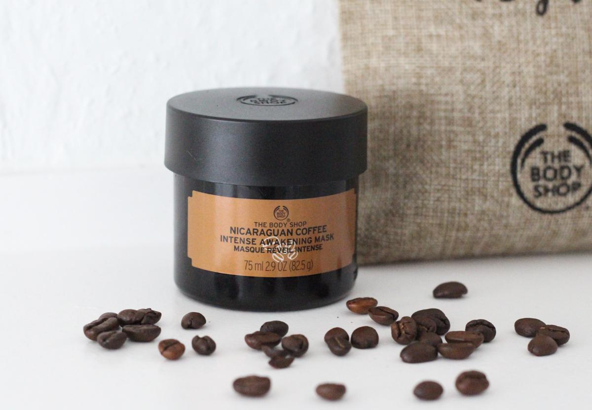 The Body Shop Nicaraguan Coffee Mask