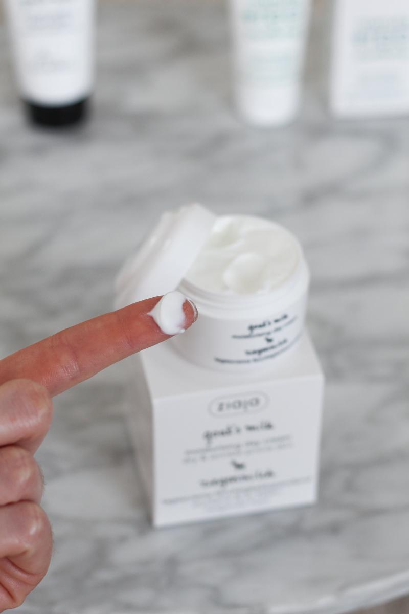 Skincare van Ziaja review