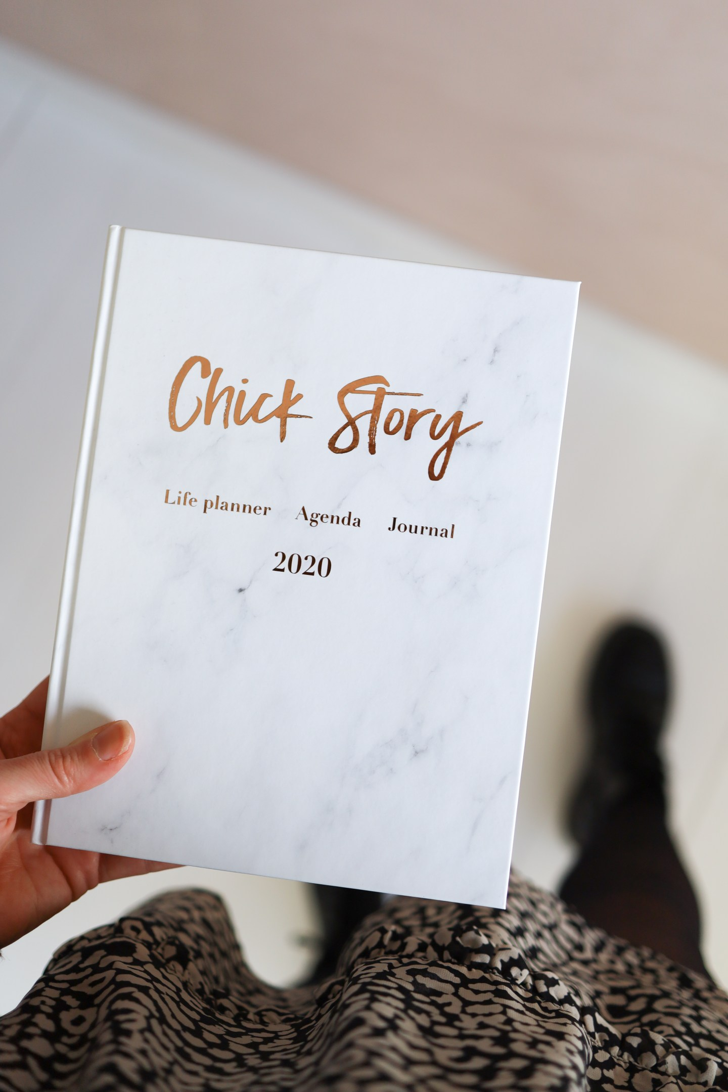 chick story life planner